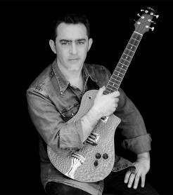 Raúl Rodríguez  es antoprólgo cultural y músico./ (Luis Castilla)