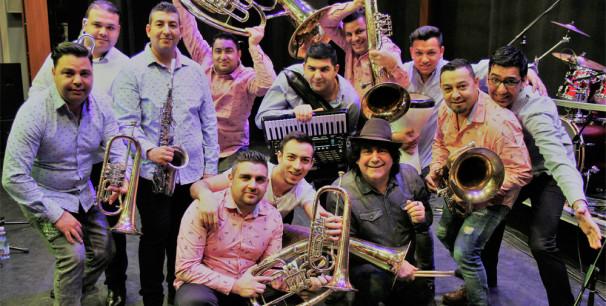 Boban Markovic Orkestar, la gran banda serbia de meteales