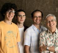 Caetano Veloso edita el álbum 'Ofertorio' y sale de gira con Moreno, Zeca y Tom Veloso
