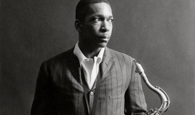 John Coltrane./ (Chuck Stewart)