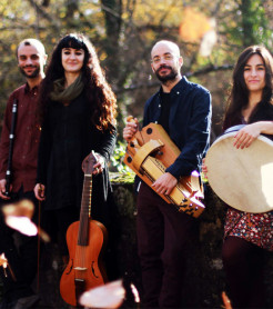 Milo Ke Mandarini Quartet