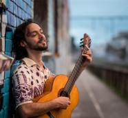 """Diego Guerrero, su último álbum es """"Vengo caminando"""" (2017)"""