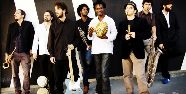 Ogun Afrobeat, la banda del batería y vocalista nigeriano Akin Dimeji
