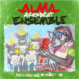 cd_ALMA AFROBEAT ENSEMBLE_monkeysee