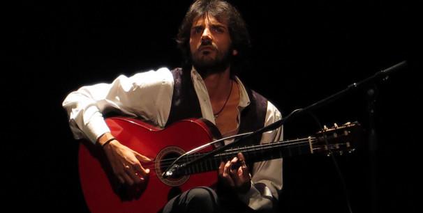Juan Habichuela Nieto, la última generación de una gran estirpe flamenca./ (Paco Valiente)