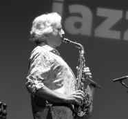 Perico Sambeat, uno de los grandes músicos de la escena española del jazz./ (Paco Valiente)