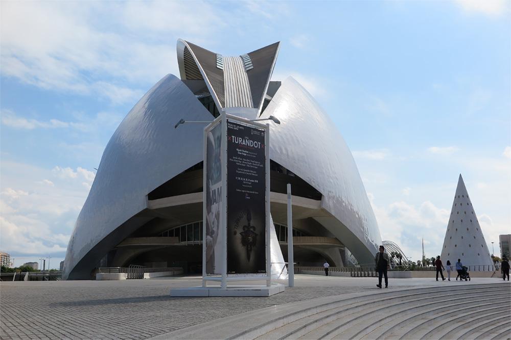 Les Arts de Valencia acoge nuevamente la  útima ópera de Puccini./ (Paco Valiente)