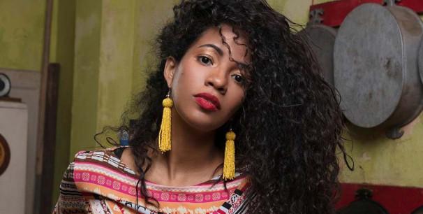 Eme Alfonso, cantante y compositora cubana