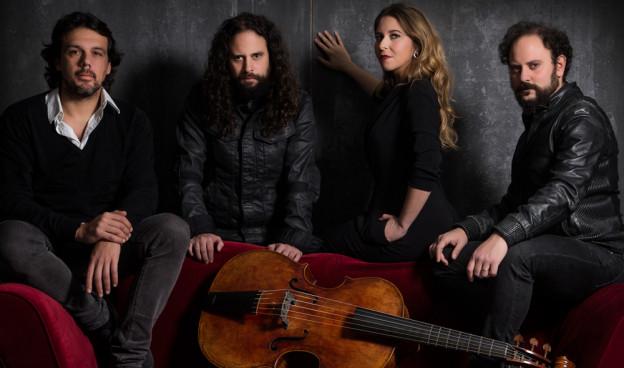 Fahmi Alqhai y Rocío Márquez dialogan a través del barroco y flamenco./ (Javier Diaz de Luna)