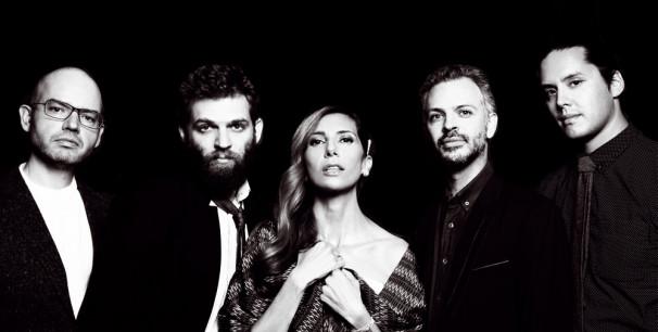 """Magos Herrera ha grabado el disco """"Dreamers"""" junto al cuarteto de cuerda Brookyn Rider."""