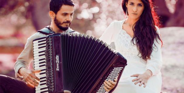Rachele Andrioli y Rocco Nigro, el dúo italiaano inaugura este jueves el ciclo de otoño