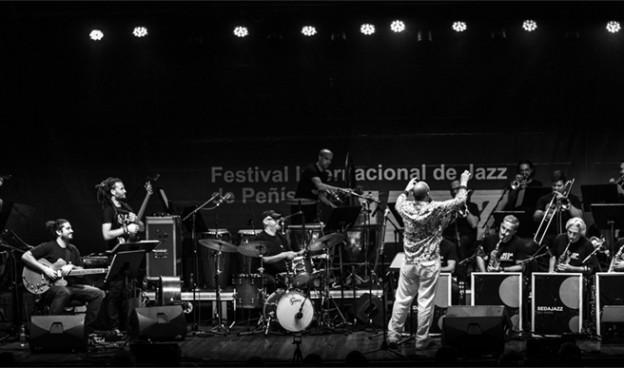 Sedajazz Big Band dirigida por Jesús Santandreu