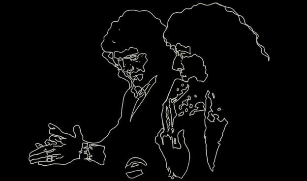 Portada del disco con el concierto de Camarón de la Isla y Tomatito en 1991 en Montreux, Suiza
