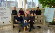 Presentación del cicle Emergents 2019 en el Palau de la Música el pasado viernes