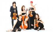 Concierto del Quinteto Casulana en Las Artes En Paralelo, este míercoles 23 de enero