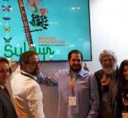 Presentación del cartel de Sulayr 2019 en Fitur el pasado viernes