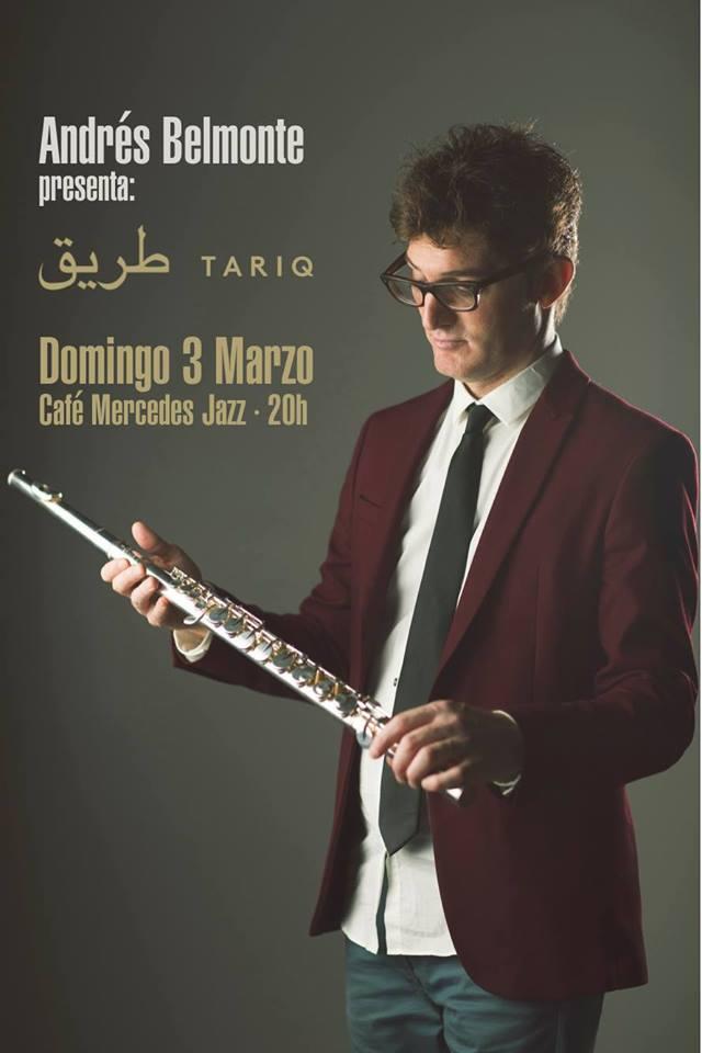 3 marzo Tariq Café Mercedes