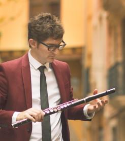 """El flautista valenciano Andrés Belmonte publica su segundo álbum, """"Tariq"""" (2019)"""