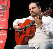 El guitarrista Juan de Pilar, una de las citas de la IV edición de Panorama Flamenco./ (Paco Valiente)
