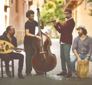 Andrés Belmonte libera un cuarteto instrumental de lujo, con Efrén López, Ales Cesarini y David Gadea