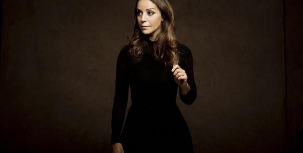 La cantante y actriz cordobesa Mariola Membrives./ (David Ruano)