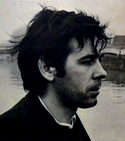 Paco Ibáñez en foto de la portada del disco que publicó en 1969, 'La Poésie Espagnole' nº 3