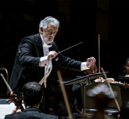 Placido Domingo./ (Mikel Ponce)
