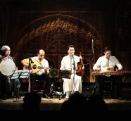 Hamid Ajbar Sufí Ensemble