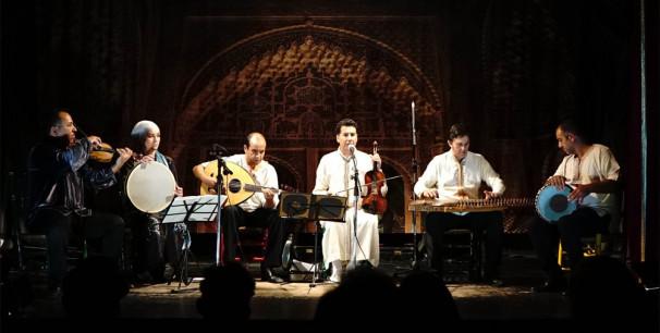 Hamid Ajbar Sufí Ensemble