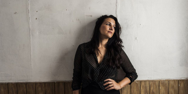 Alba Carmona publicó en noviembre su primer disco, producido por Jesús Guerrero, en el sello Chesapik