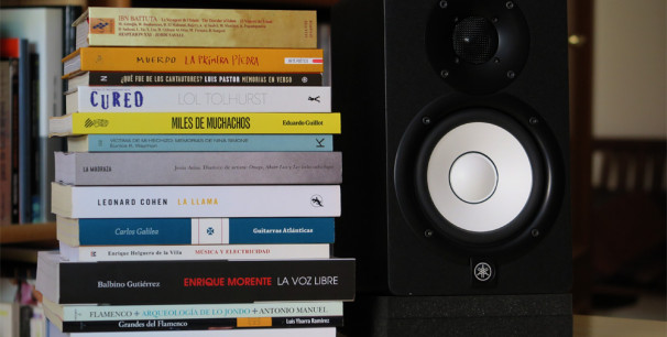 Selección de novedades editoriales relacionadas con la música/.(Paco Valiente