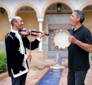 Pep Gimeno 'Botifarra' y Ahmed Touzani