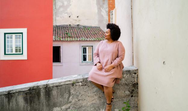 Lucibela, una de las nuevas voces de Cabo Verde./ (Lusafrica)