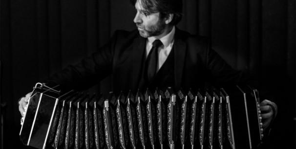 Marcelo Mercadante, bandoneón, compositor y arreglista./ (Fernando Prats)