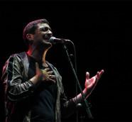 Muerdo en València, en septiembre pasado compartió escenario con Perotá Chingó./ (Paco Valiente)