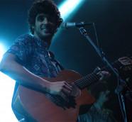 """Pedro Pastor en València el pasado 25 de mayo, gira """"Vulnerables""""./ (Paco Valiente)"""
