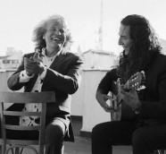 Mercé y Tomatito graban un disco conjunto y salen de gira por todo el mundo