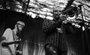 Toni Belenguer en la edición anterior de Jazz i Mar./ (Bertrand Kientz)
