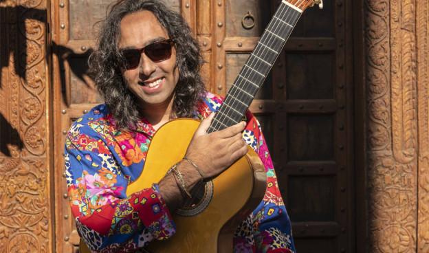 El guitarrista flamenco Carlos de Jacoba publica  su primer disco, 'Alpaca Real' (2019)