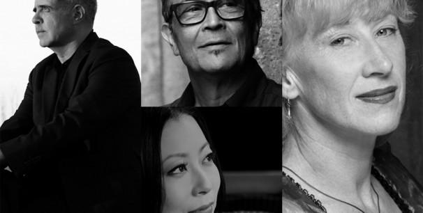 Rodrigo Leão, Loreena Mckennit, Mine Kawakami y Chano Domínguez