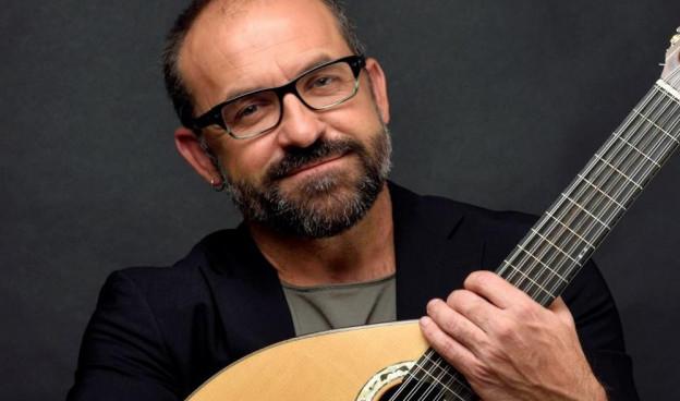 El multiinstrumentista murciano Juan José Robles./ (Joaquín Zamora)
