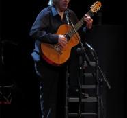Paco Ibáñez en València./ (Paco Valiente)