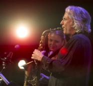 El compositor y saxofonista valenciano Perico Sambeat./ (Miquel Monfort)