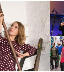 Rocío Märquez, Juan Perro y Gabacho Maroc presentan sus nuevos proyectos en Dénia