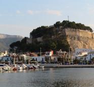 El Castillo de Dénia, en Alicante, acoge el Festival de Música Tradicional desde 1992./ (Paco Valiente)