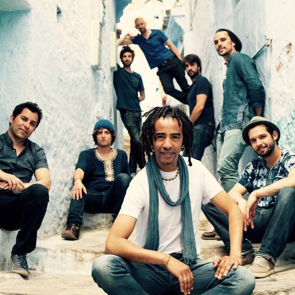 Gabacho Maroc, la banda liderada por Vincent Thomas