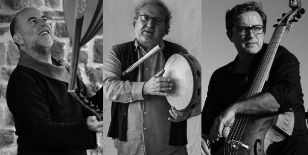 Joansa Maravilla, Josep Aparcio 'Apa' y Carles Magraner estuvieron en el programa en 2018