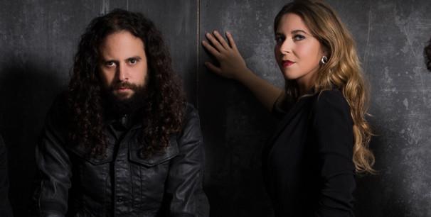 Alqhai y Márquez con un repertorio de cantes de ida y vuelta con aires barrocos./ (Javier Diaz de Luna)