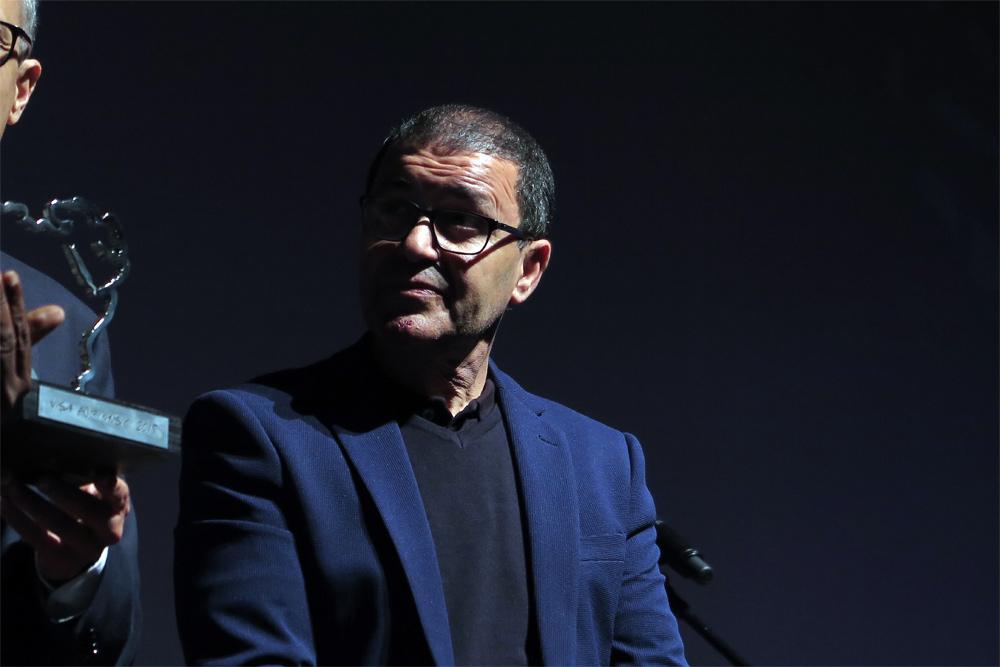 Brahim El Mazned, director y fundador de Visa For Music./ (Paco Valiente)