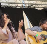 Rosalía & Raül Refree en el Festival Pops Marítims en València, 20 de mayo de 2017./ (Paco Valiente)